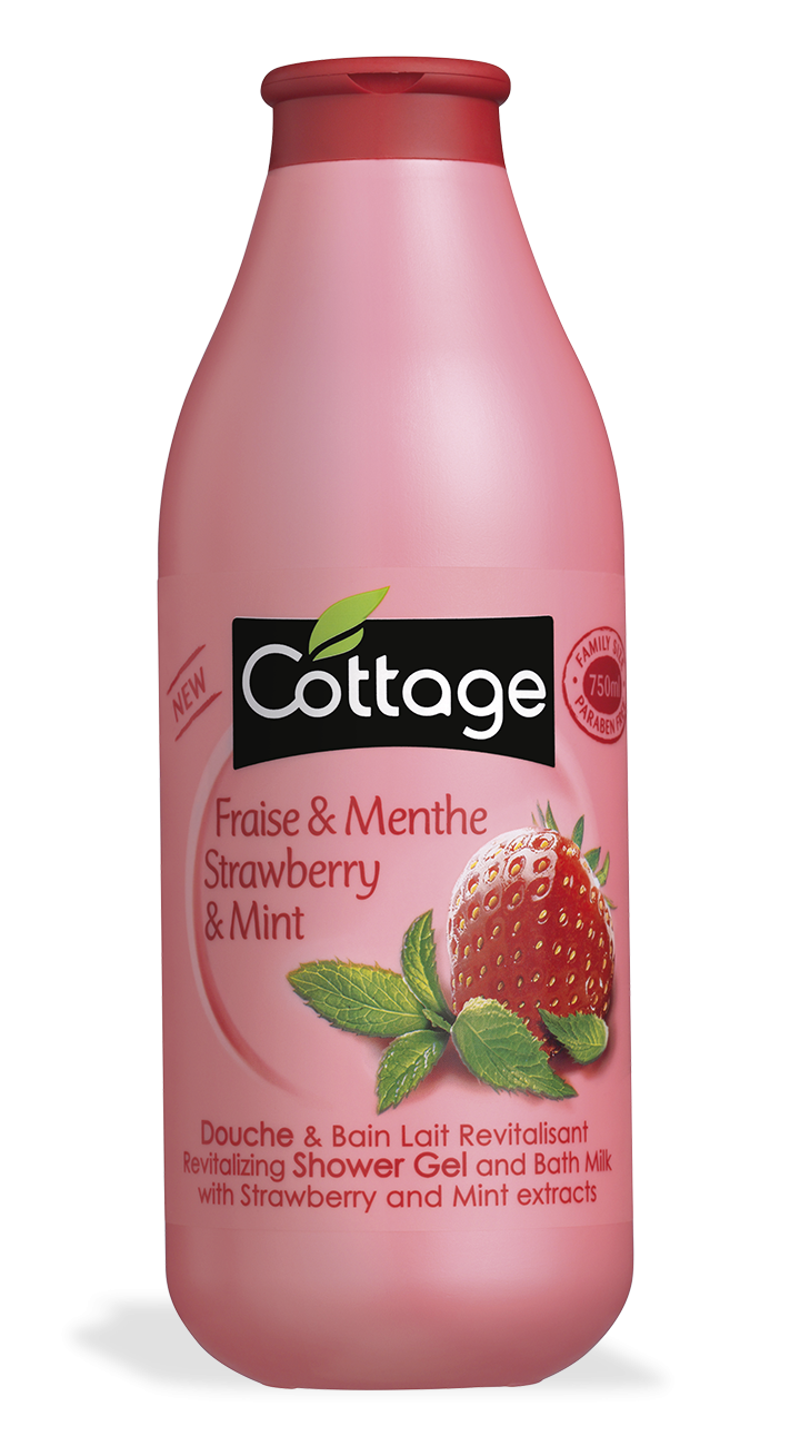 Revitalizing Shower Gel and Bath Milk - Cottage