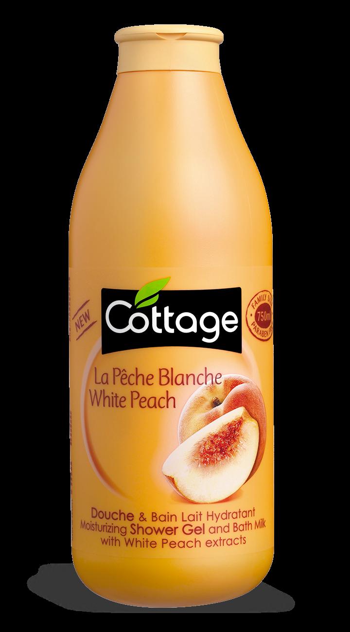 Douche Bain Lait Hydratant Cottage France